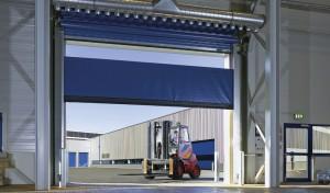 PVC Schnelllauftor | Industrie